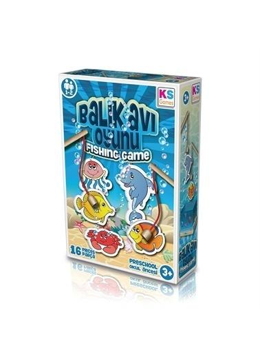 KS Puzzle Oyun Set Renkli